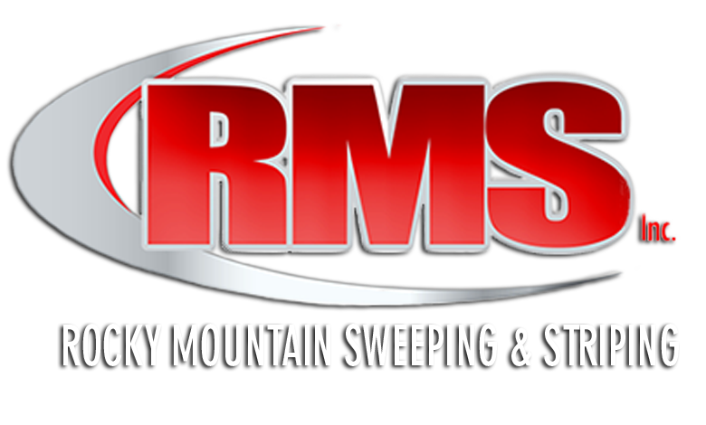 Rocky Mountain Sweeping and Striping-Parking lot Sweeping and Striping services in Colorado